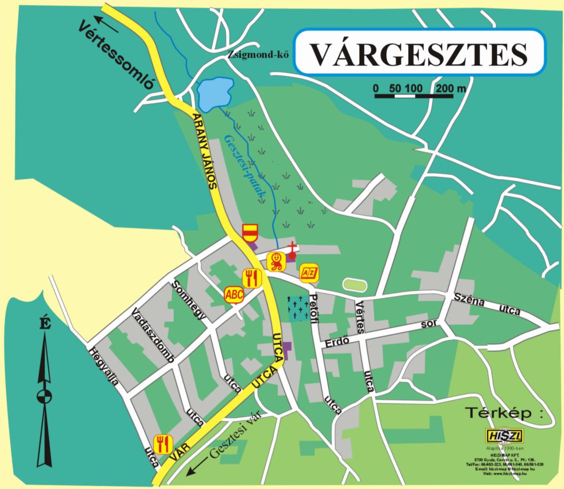 várgesztes térkép Klubkirándulás edzőkocsi kipróbálási lehetőséggel egybekötve várgesztes térkép